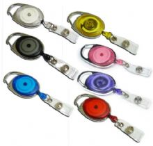 PREMIER YO-YO RETRACTABLE REEL ID CARD HOLDER